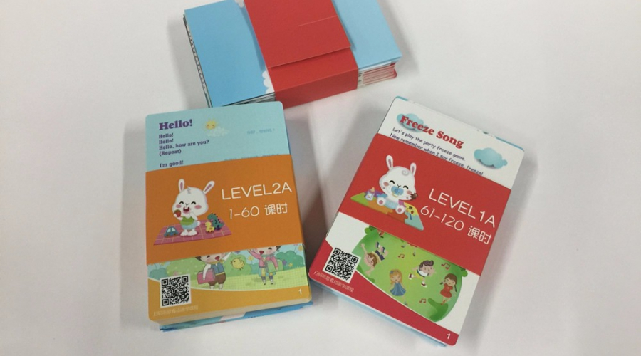 learning book box set
